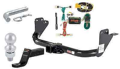 Curt Class 3 Trailer Hitch Tow Package for Mitsubishi Outlander Sport / RVR | eBay