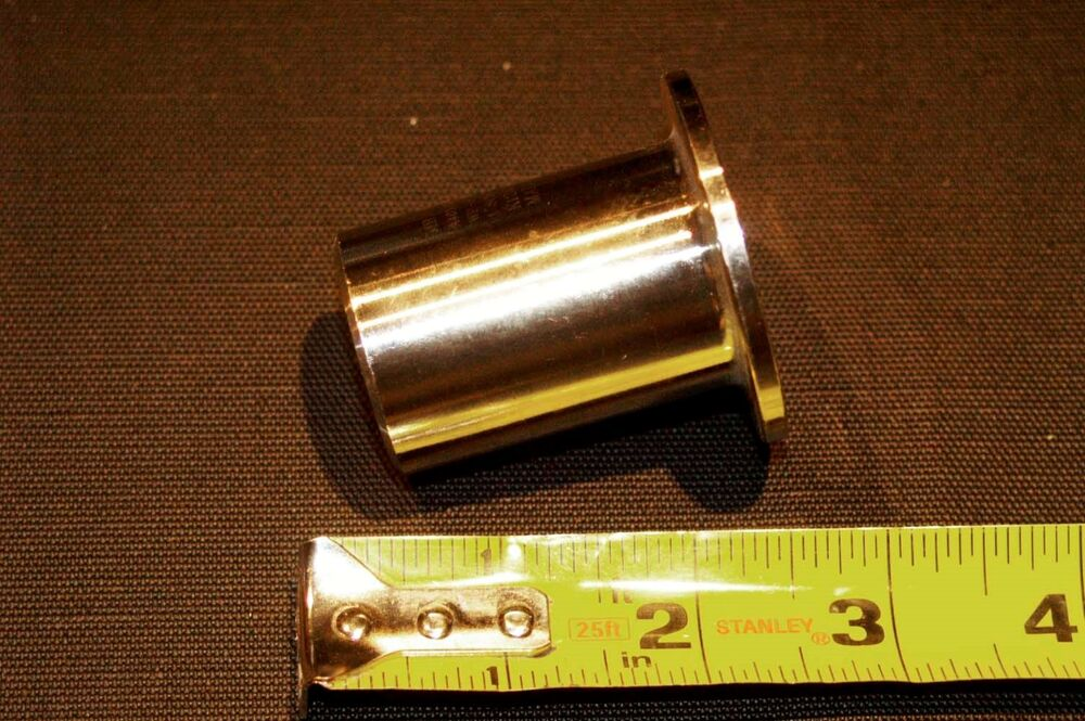 Stainless steel stub end quot schedule s ebay