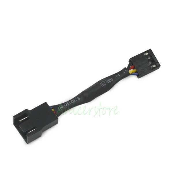 Cooling Fan 4pin To 4pin 3pin 30 Noise Speed Reduction