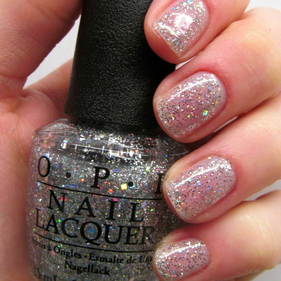 Shimmer And Sparkle Nail Polish: In True Stefani Fashion