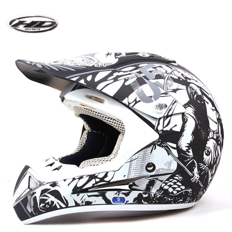 motocross black open face red motorcycle crash helmet. Black Bedroom Furniture Sets. Home Design Ideas