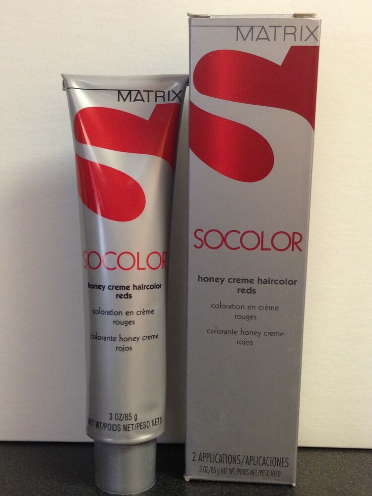 Matrix Socolor Hair Color 3oz Tube Over 90 Shades Ebay