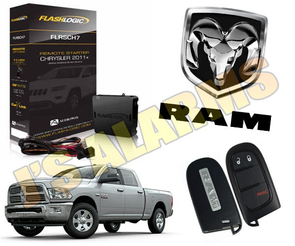 Plug  U0026 Play Remote Start System 2013 2014 2015 2016 Dodge