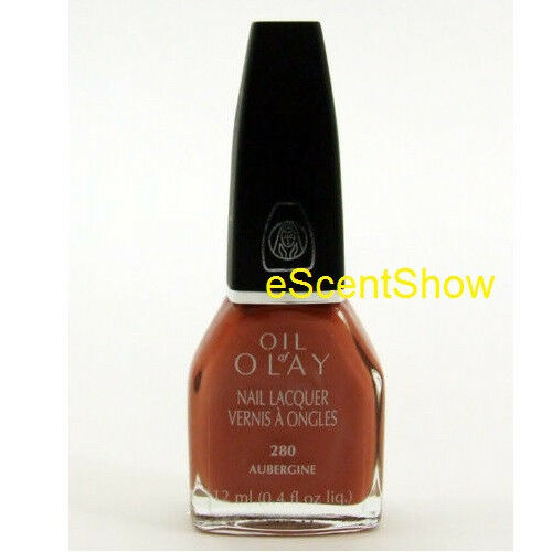 New Oil Of Olay Nail Lacquer Polish 4 Oz Full Size Choose Color Ebay