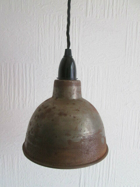 Dome Industrial Factory Vintage Retro Old Style Pendant