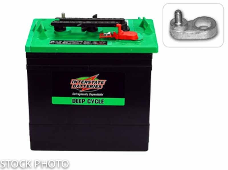 Interstate  Volt Golf Car Battery