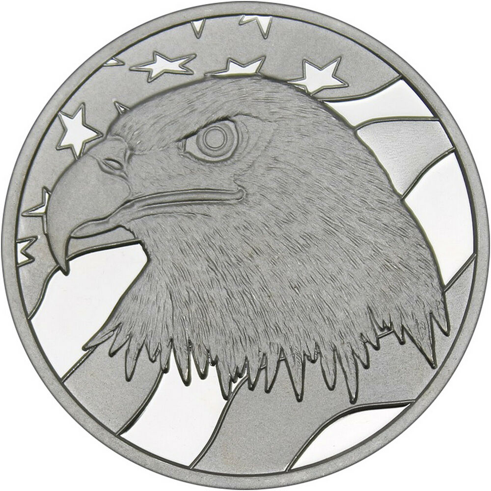 Pledge Of Allegiance Silver Eagle 1oz 999 Fine Silver