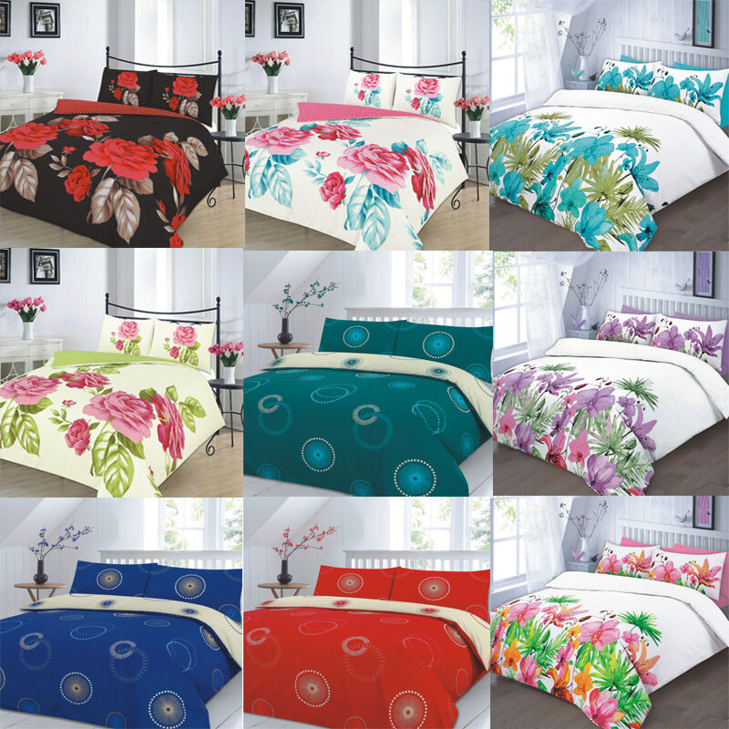 duvet cover with pillow case quilt cover bedding set 4size