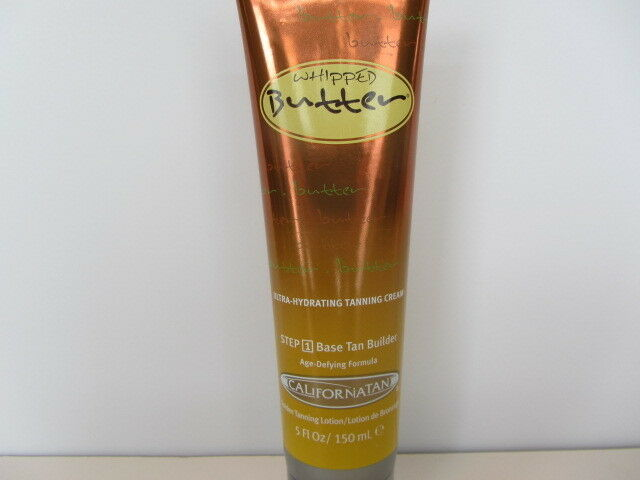 WHIPPED BUTTER STEP 1 TANNING LOTION by CALIFORNIA TAN ...