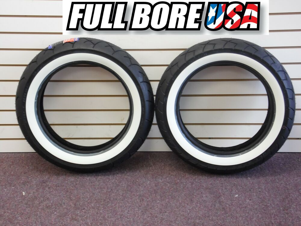 Full Bore Tour King Tire    White Wall