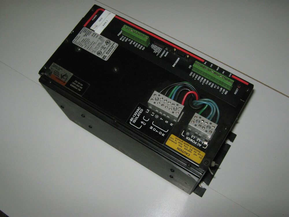 Mts Mpa 25 124 Servo Amplifier Custom Servo Motors