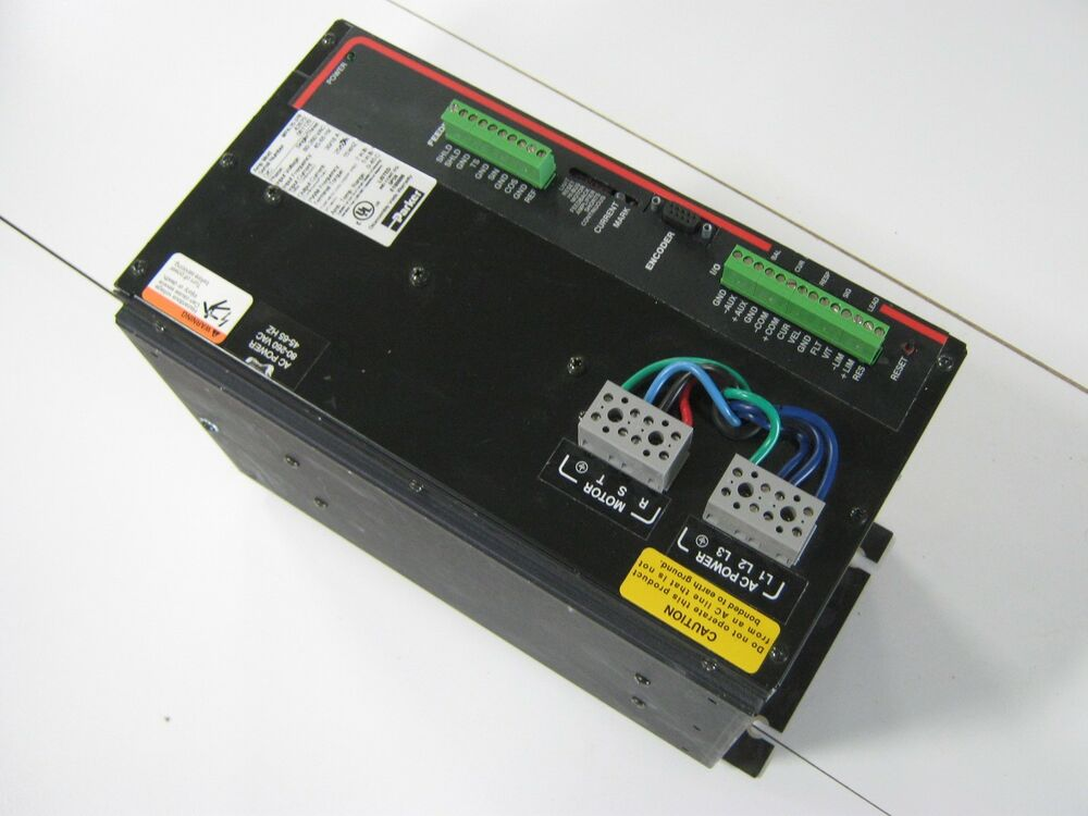 Mts Mpa 25 378 Servo Amplifier Custom Servo Motors