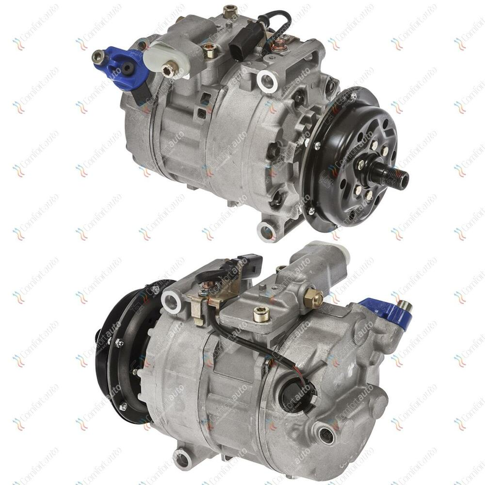 New ac a c compressor fits 2006 2007 volkswagen touareg for Century ac motor serial number lookup