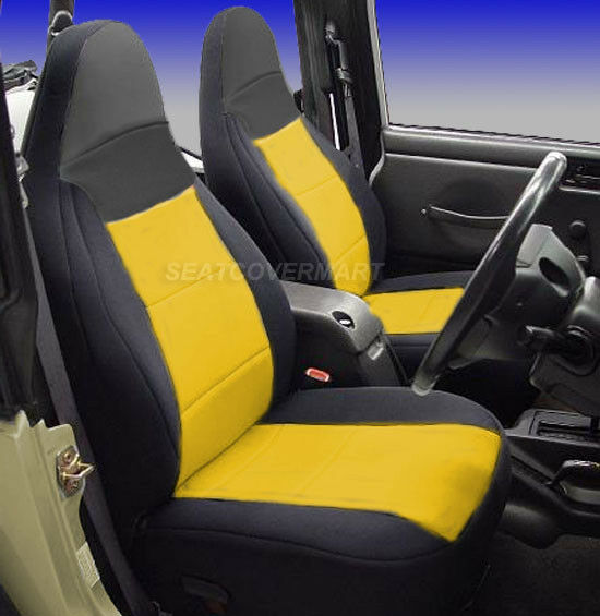 jeep wrangler neoprene seat covers free shipping autos post. Black Bedroom Furniture Sets. Home Design Ideas