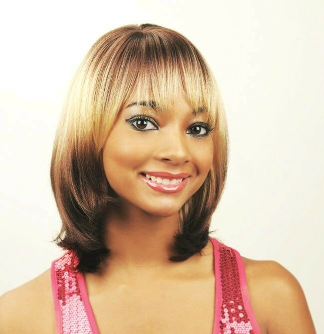 Junee Fashion Manhattan Style Synthetic Full Wigs Ivan