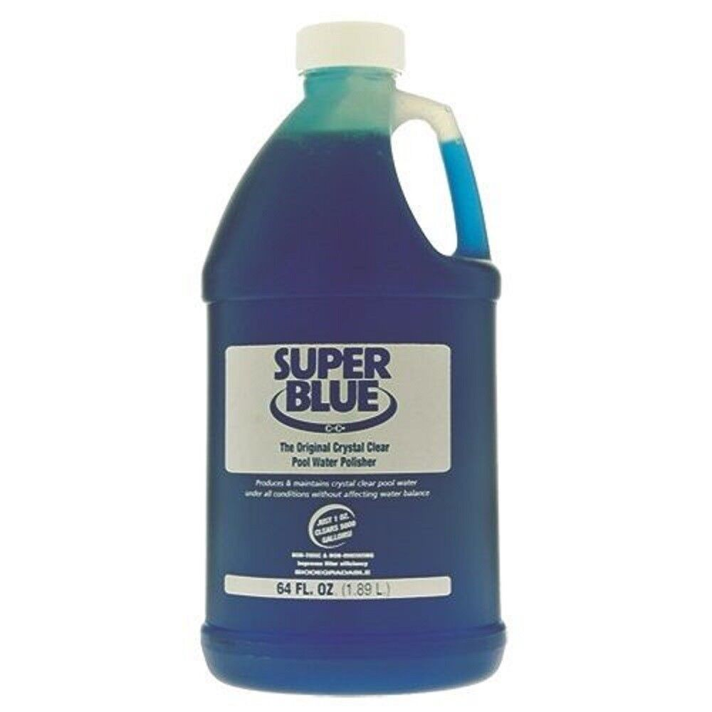 Robarb R20155 Super Blue Clarifier 1 2 Gallon Ebay