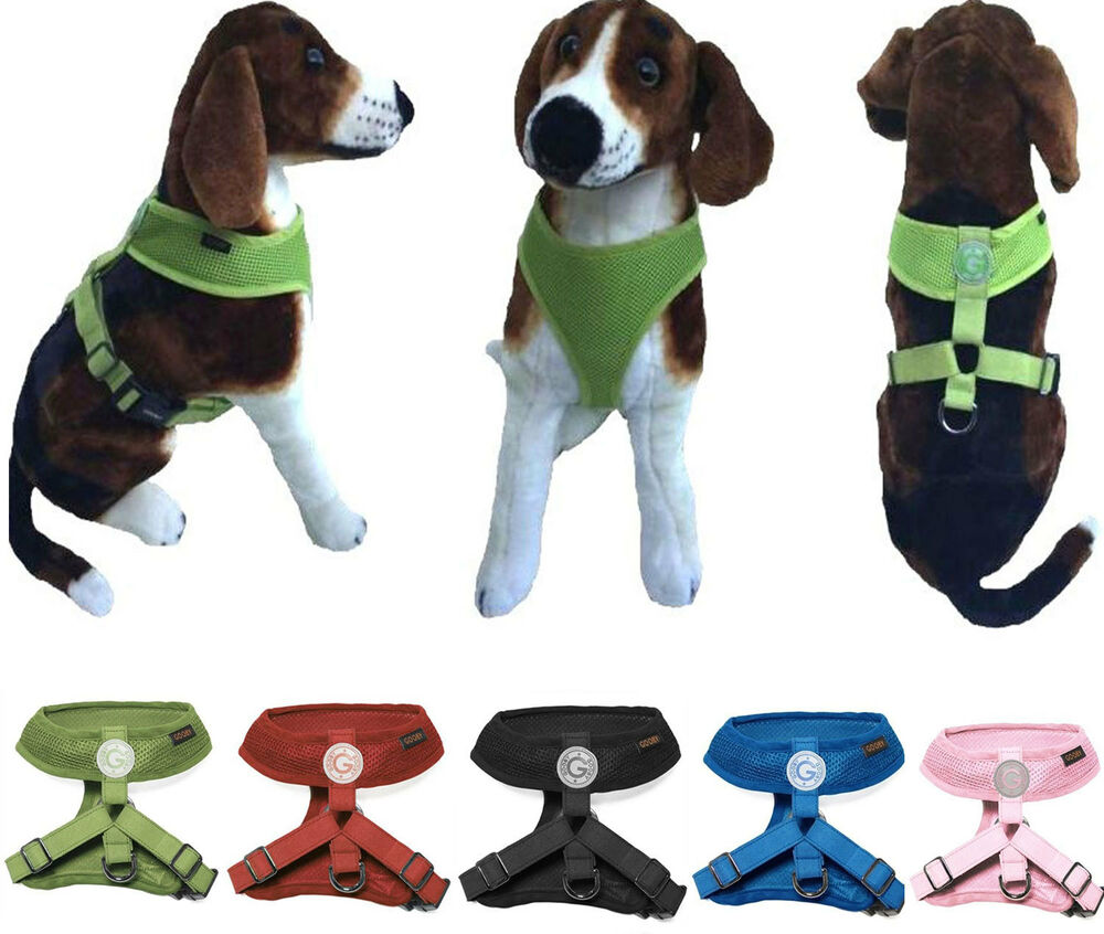 dog harnesses new style freedom harness ii no choke for dogs puppy gooby ebay. Black Bedroom Furniture Sets. Home Design Ideas