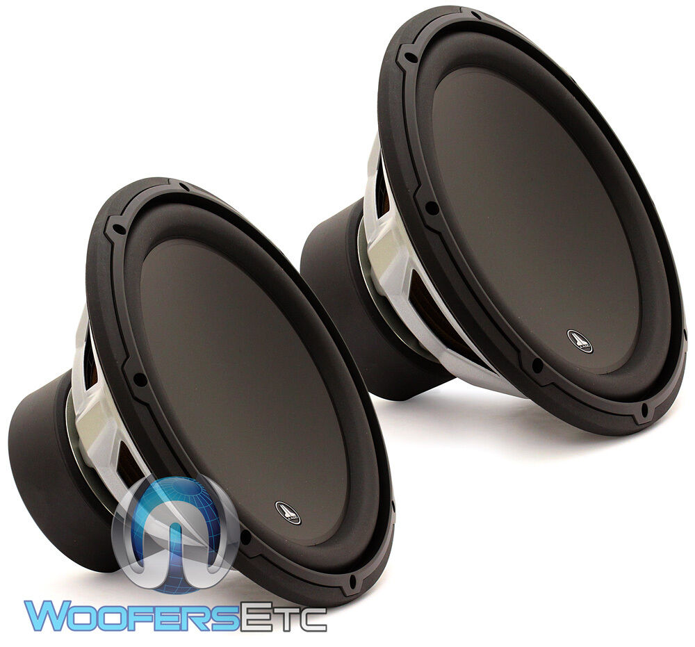 2 jl audio 12w3v3 2 car 12 subs 2 ohm 2000w max. Black Bedroom Furniture Sets. Home Design Ideas