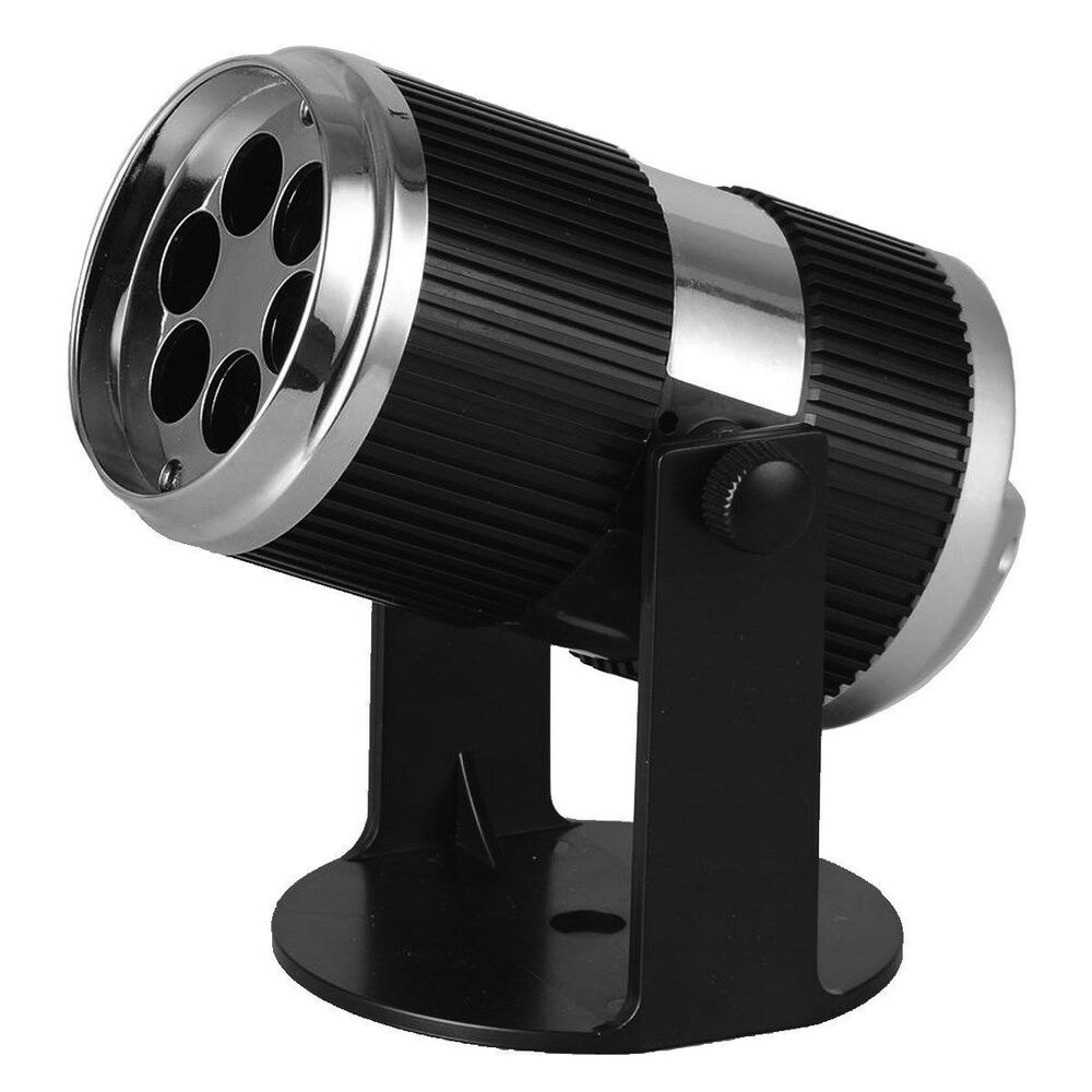 Mini Led Stage Light Projector With Animated Snowflakes Ebay