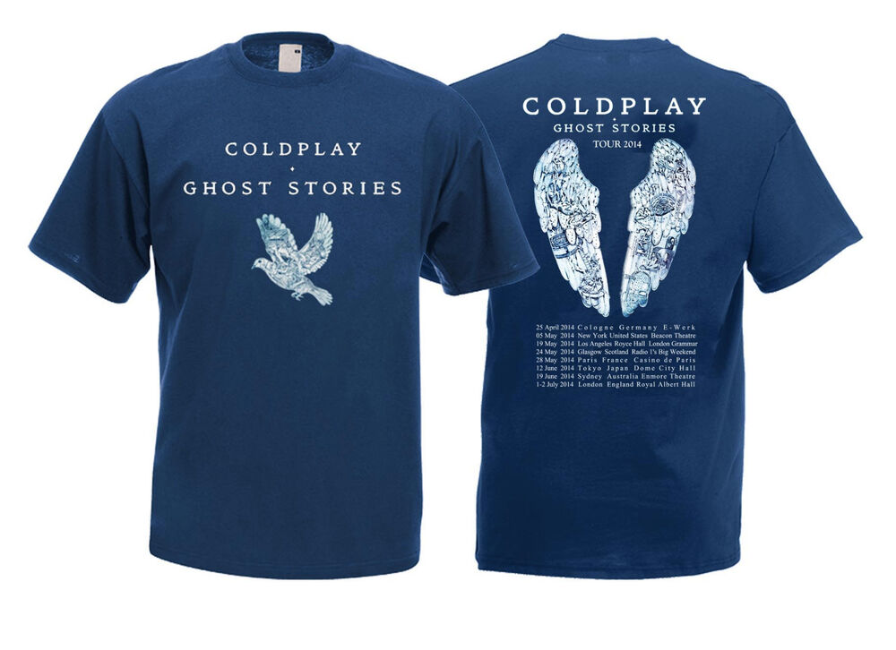 coldplay t shirt