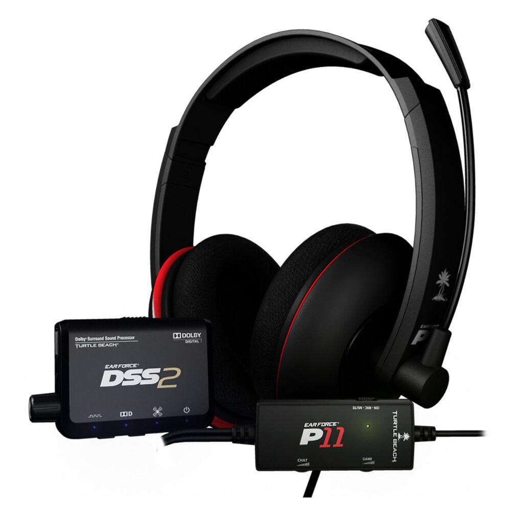 NEW Turtle Beach Ear Force DP11 Dolby Surround Sound ...