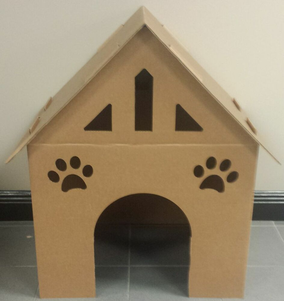 indoor pet house perfect for dogs and cats helps hide pet beds and litter boxes ebay. Black Bedroom Furniture Sets. Home Design Ideas