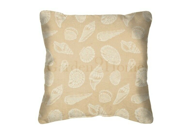 Sunbrella Throw Pillows Beachcomber Dune 1357 0001 (Set/2) 17x17  Indoor/Outdoor | EBay