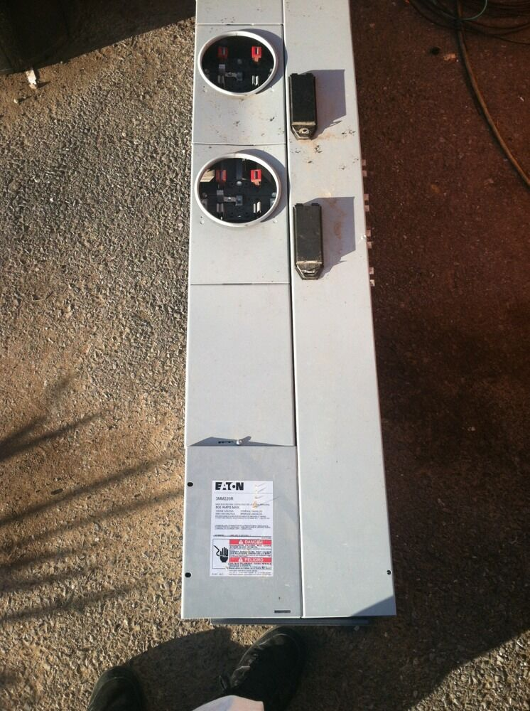 400 amp meter base with 121334738914 on 1rfa0 Replacing 200   Meter Base 400   Meter Base together with 202276013 also 100576894 additionally Square D Q0 200a Panel How To Convert To Sub Panel 2 likewise Index.