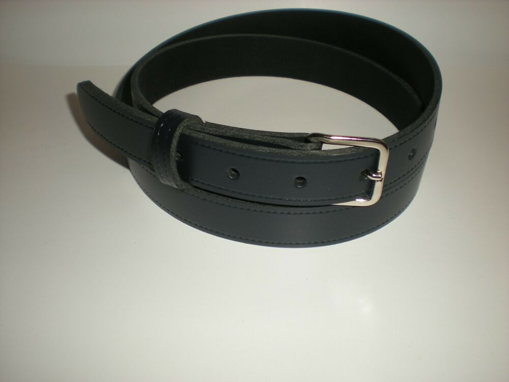 navy blue leather belts suitable for and from