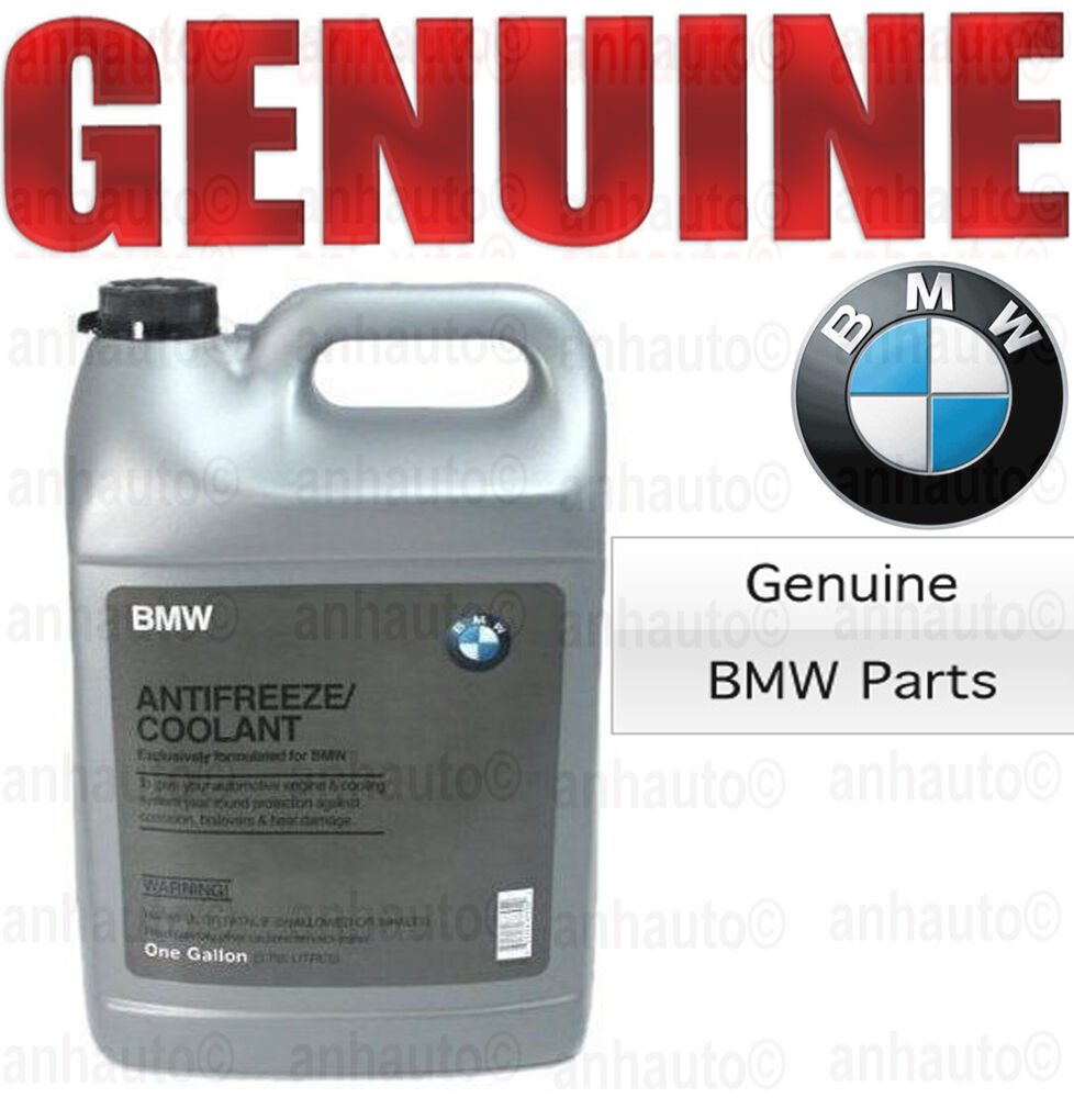 What Type Of Coolant For Bmw: Genuine BMW Blue Color Antifreeze / Coolant 82141467704 82