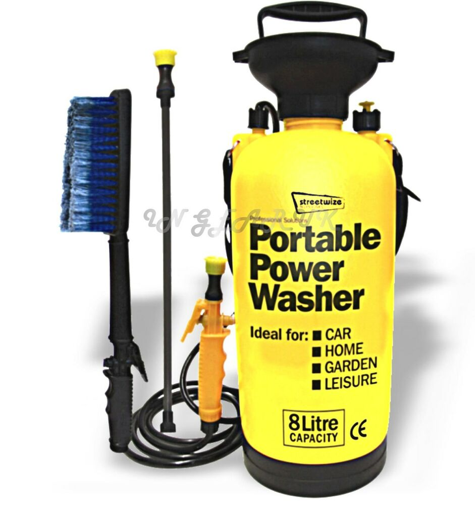 Car Show Concors Portable Pressure Washer Home Wash Fast