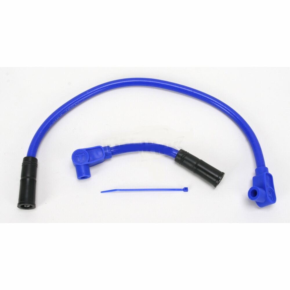 Taylor 8mm Blue Spark Plug Wires Made