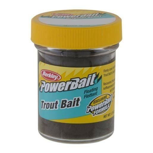Powerbait trout hatchery dough ebay for Trout fishing with powerbait