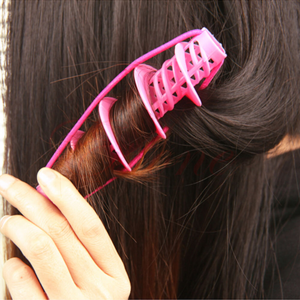 Do It Yourself Spiral Perm