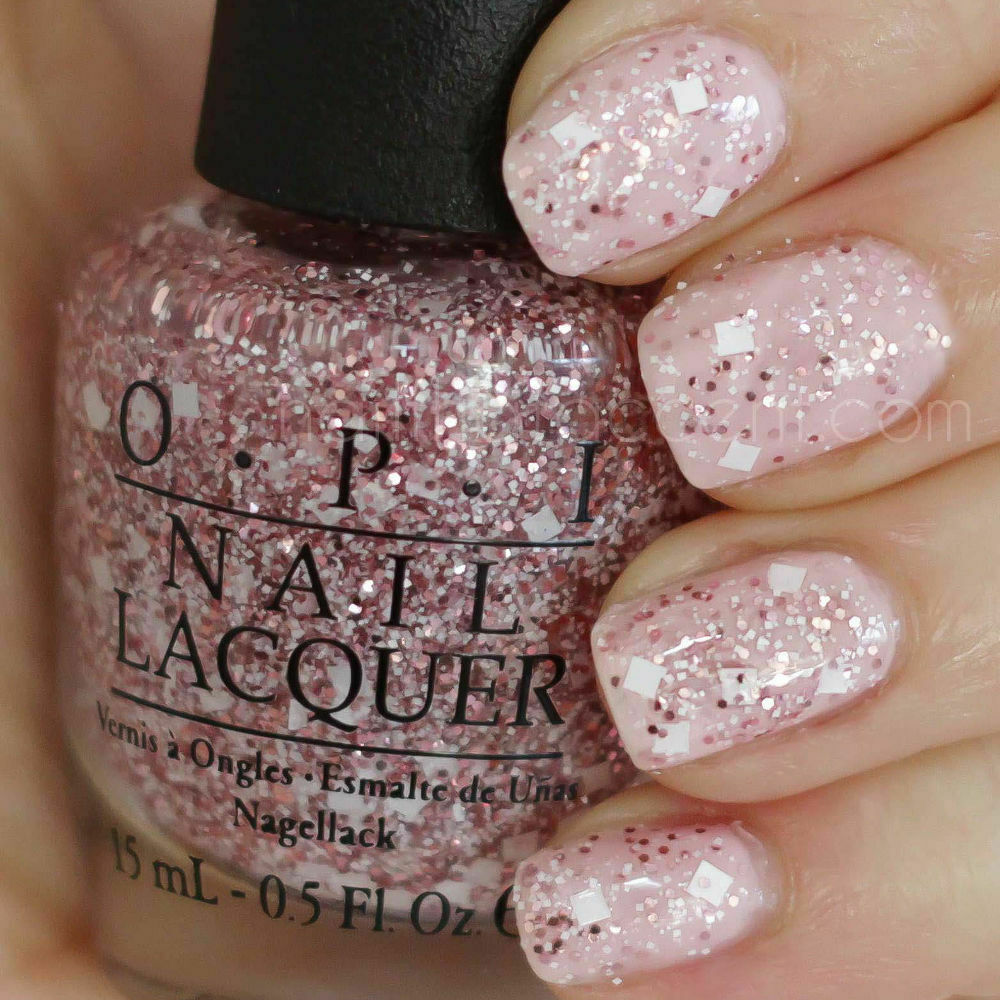 OPI - Let's Do Anything We Want - M78 Pink Tan White ...