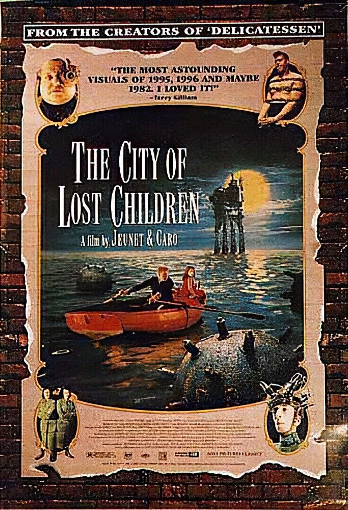 the city of lost children movie poster print size 27