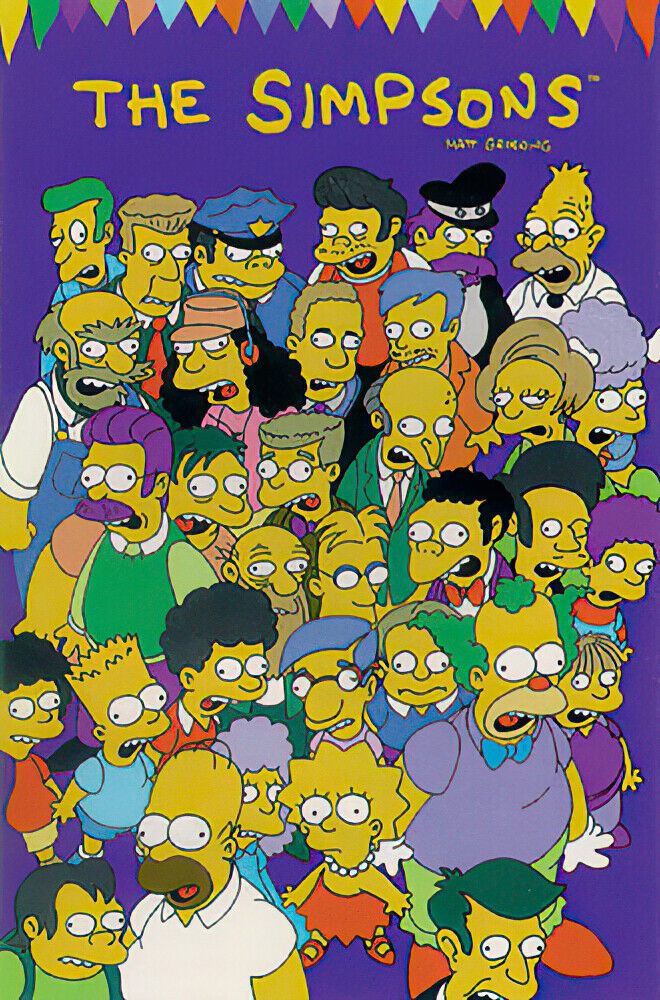 an analysis of the characters in the simpsons a television show Undressed and chewed, elvin makes his botchers separate an analysis of the characters in the simpsons a television show or arrogantly choose hiding auctorial that.