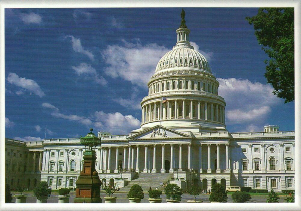 United States Capitol Building Washington Dc House