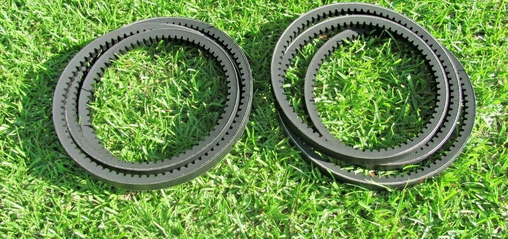 Tractor Mower Belts : Replacement belt set for befco c rd model mowers