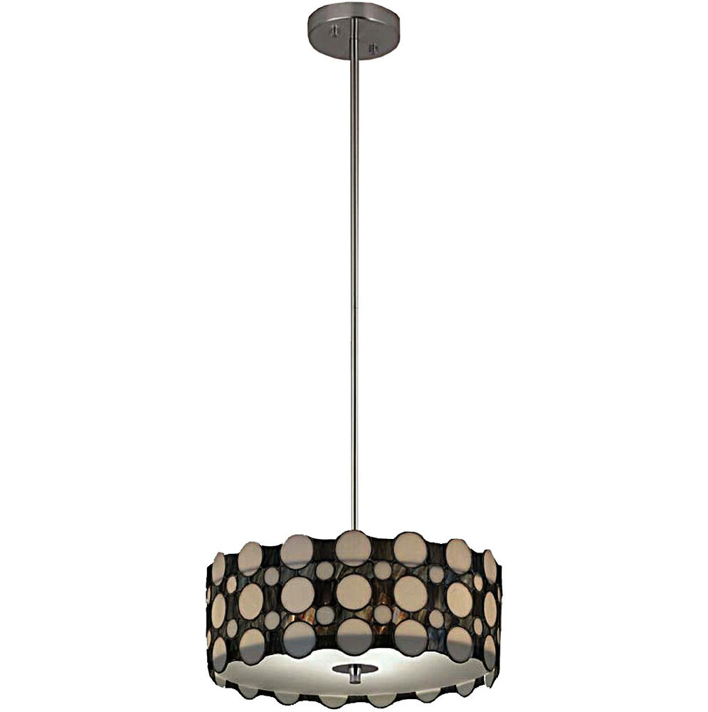 Ceiling Hanging Light Pendant Lighting Fixture Tiffany