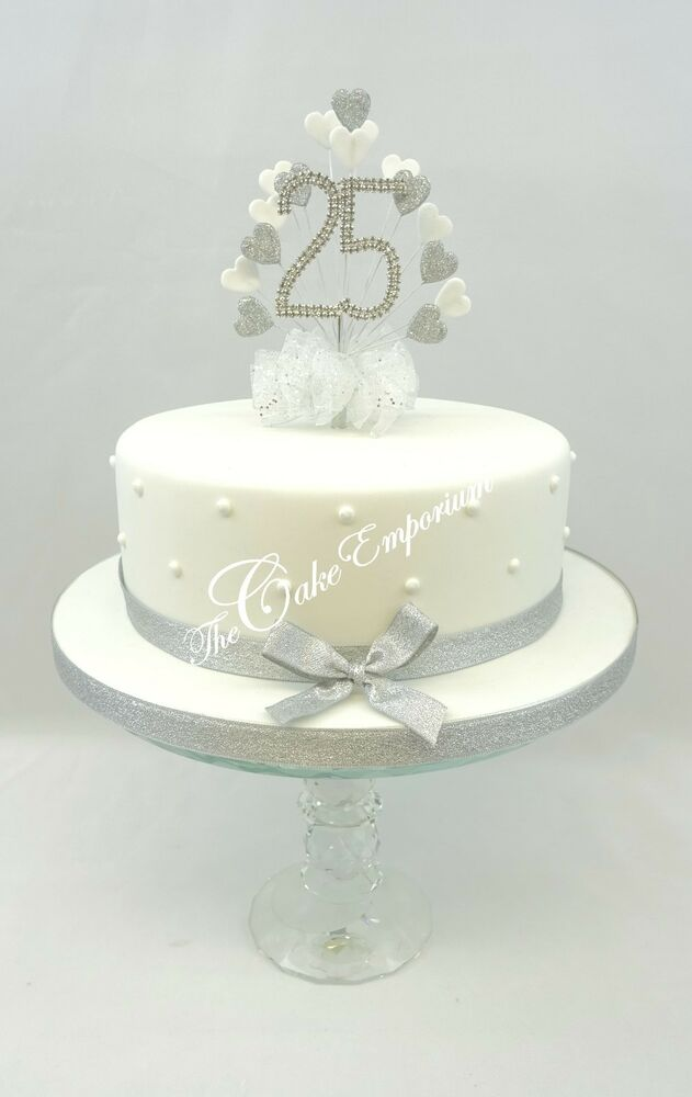 golden wedding cake toppers silver pearl ruby golden sapphire wedding 14776