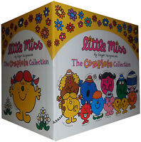Little Miss Complete Collection 36 Books Box Gift Set