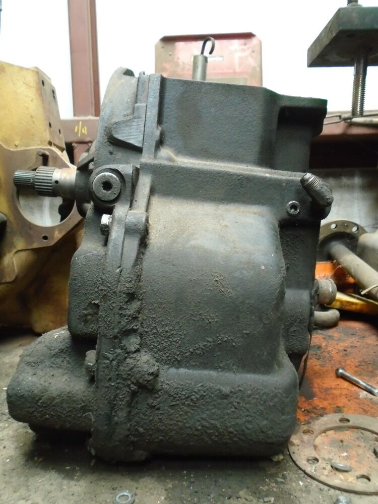 Forklift Transmission Parts : Hyster forklift transmission h for parts ebay