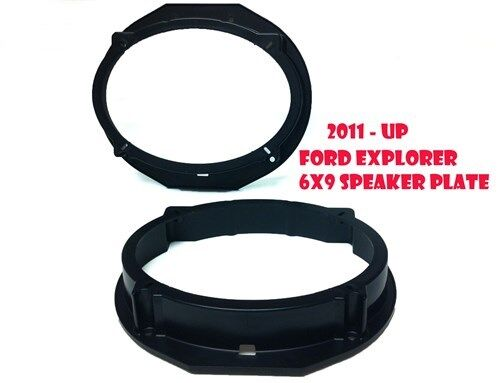 Ford Explorer Car Speakers Adapters Turns 6x8 Into 6x9