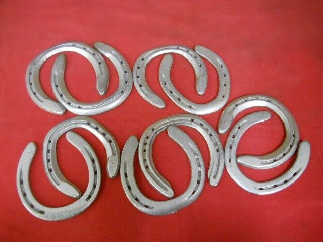 Lot of 10 used steel horseshoes super clean not rusty for Where to buy used horseshoes