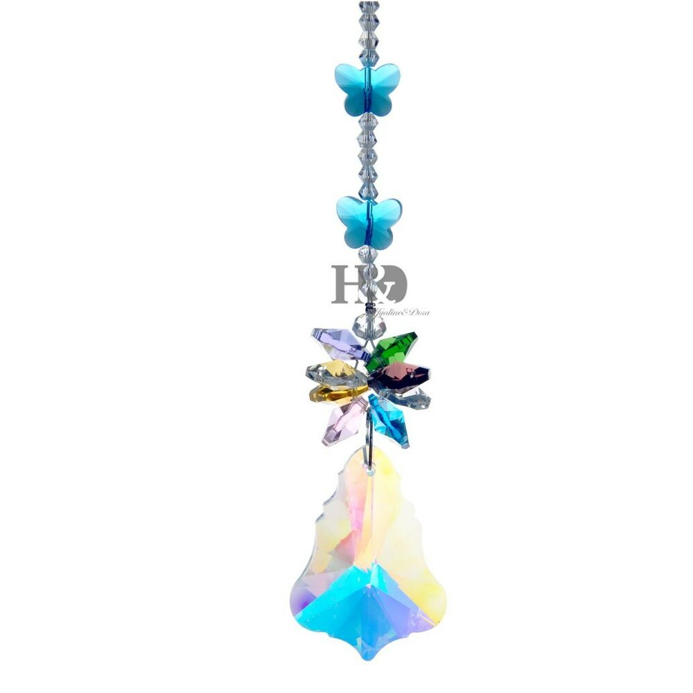 Crystal Chandelier Prisms Hanging Rainbow Makers