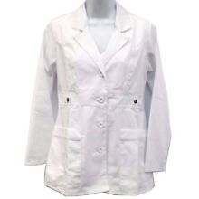 Stylish Short Lab Coat - BH-9017