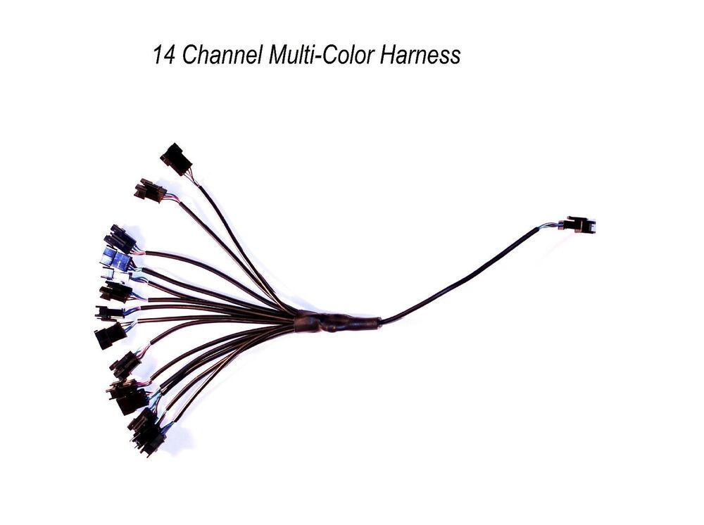 14 channel led multi