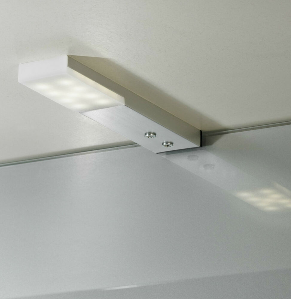 Details About 3 X Kitchen Led Under Cabinet Light Set Grace Modern Lighting
