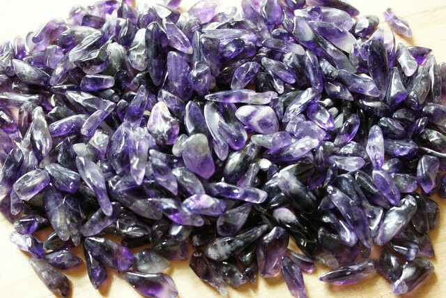 how to clean amethyst crystal rock